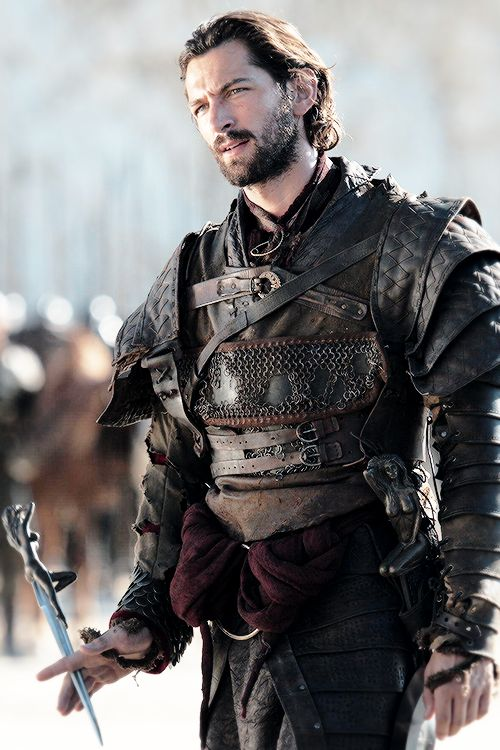 "gameofthronesdaily:   Daario Naharis — Game of Thrones 4.03 ""Breaker of Chains"" [x]"