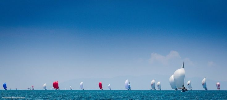 Offshore race set for Argentario Sailing Week