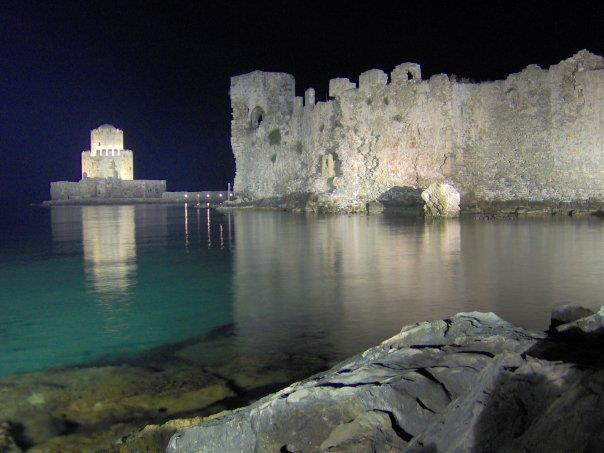 Castle of Methoni Messinia Greece