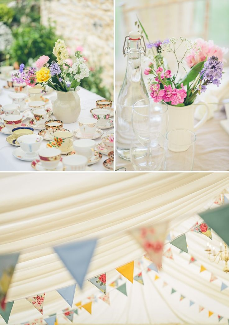 An English Country Garden Wedding In A Marquee In Somerset With Bride In Petra By Sassi Holford And Groom In Bespoke Reiss Suit ImagesBy Brett Symes 0012