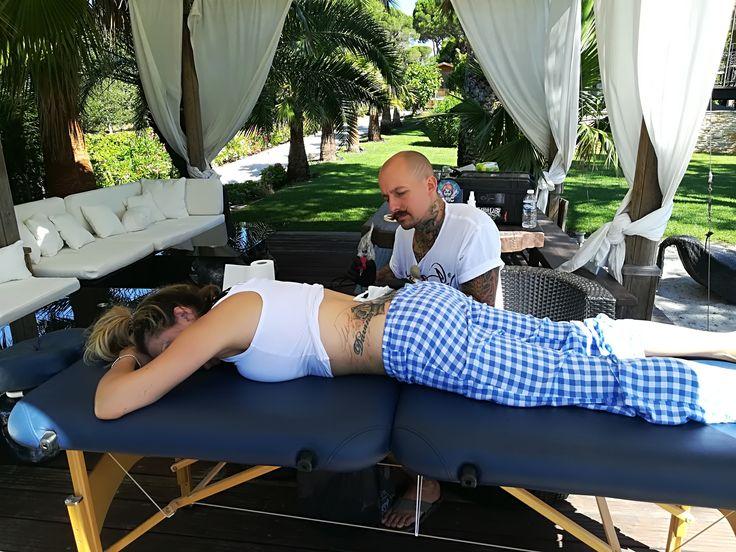 Check up vom Meister der Tattoos: Ist Carmen Geiss wirklich bereit für seinen Einsatz?