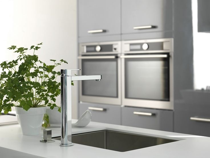 Noken Kitchen Hotels single lever sink mixer   Image Gallery | Noken Design