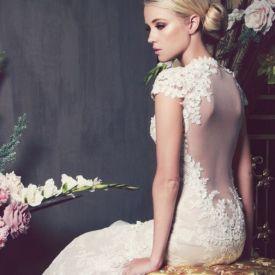 {Exclusive Premiere} KOBUS DIPPENAAR Bridal Collection 2014. See the collection PLUS an interview with Dippenaar! {Ferdinand van Huizen}