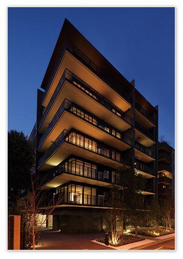 ザ・パークハウス六番町 (株)竹中工務店 東京 一級建築士事務所