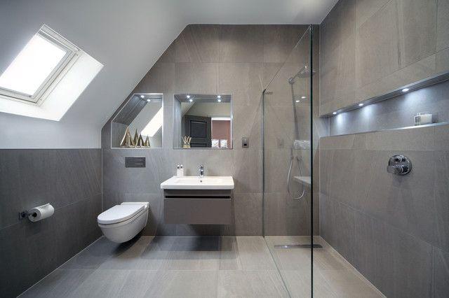 C.P. Hart Case Study: Fairmile Lane – Modern – Badezimmer – London – von C.P. Hart Badezimmer