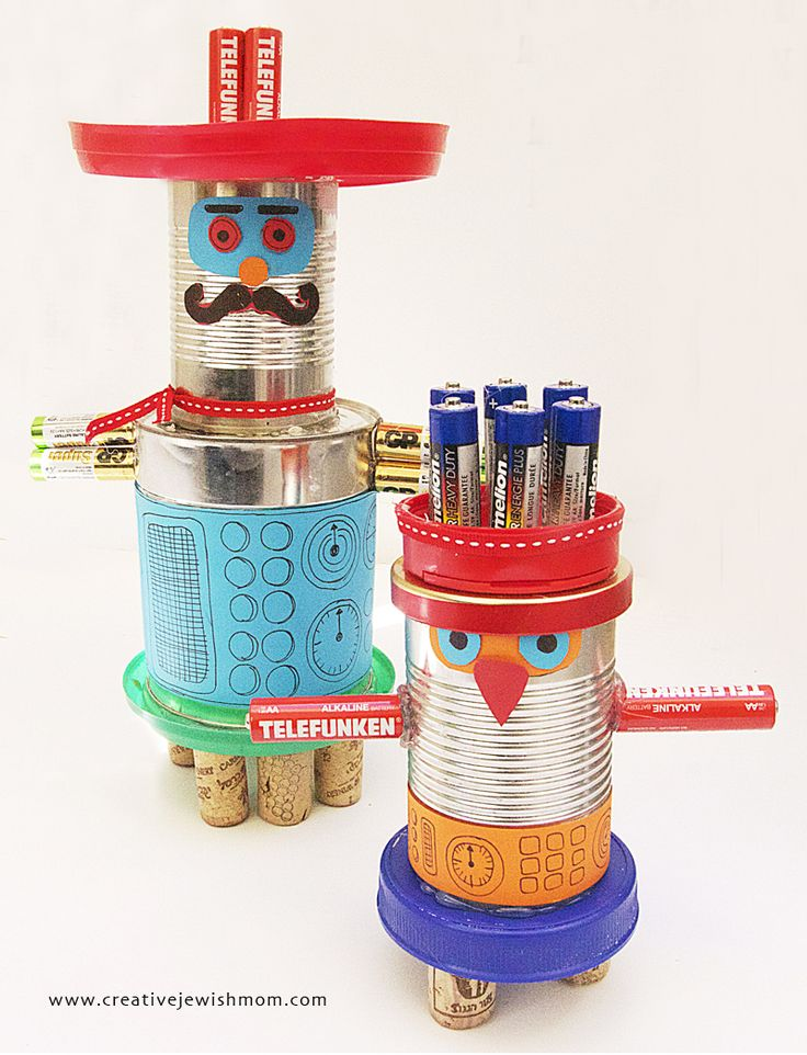 101 best ideas about kids tin can craft ideas on pinterest for Homemade recycled products