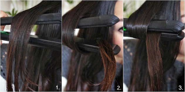 Krullen maken met de stijltang. Ideale techniek! Van Beautylab.nl