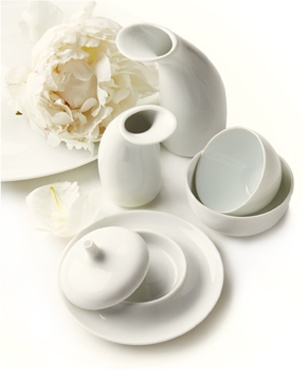 #Raynaud - Limoges #porcelain - Lunes collection