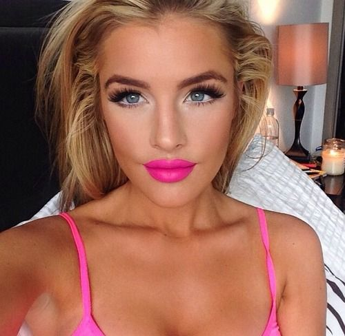 Jean Watts. Perfect. | Make Up | Pinterest | Glow Barbie And Colors