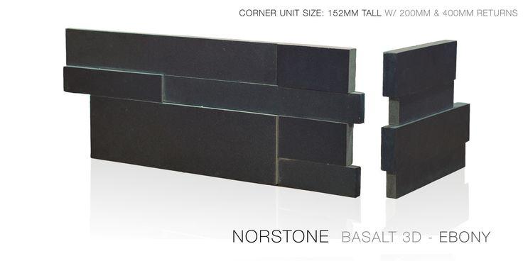 Luxury Asian Villa Basalt 3D Panels | Norstone Image Gallery