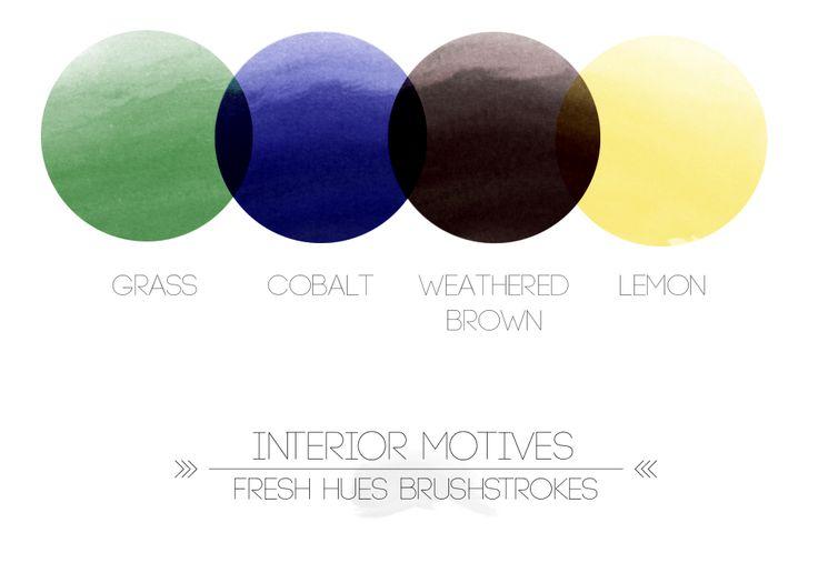 *brushstrokes*   fresh hues