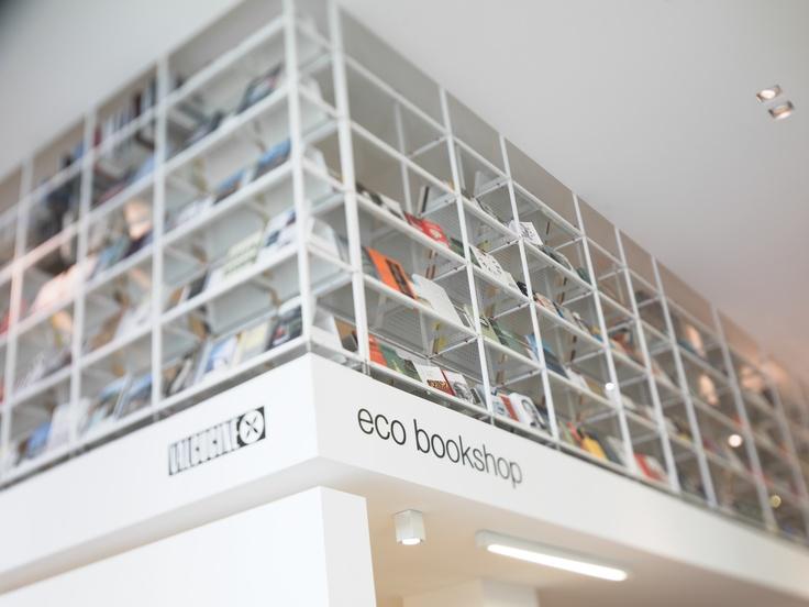 Valcucine Eco Bookshop