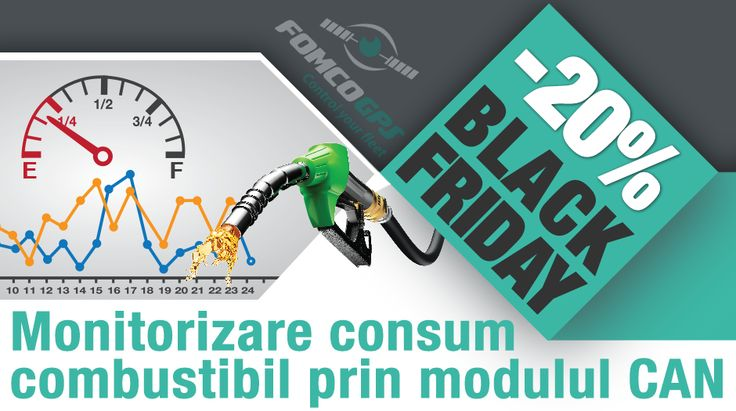 Black Friday continuă la Fomco GPS! Monitorizează-ți combustibilul prin modulul CAN, acum cu 20% reducere!   Cere acum oferta!   #blackfriday #fomcogps #monitorizaregps #monitorizarecombustibil