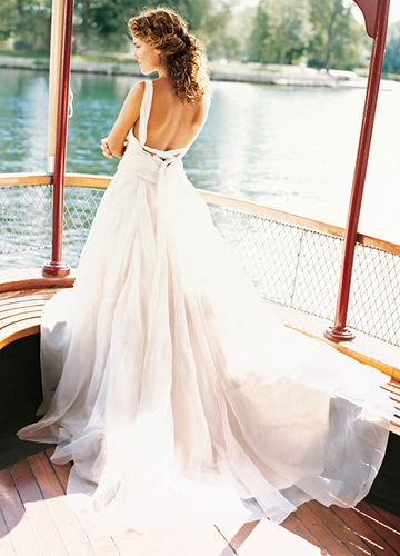 lovely! from Champagne Wedding Dresses