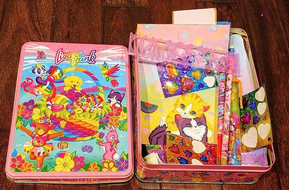 Lisa Frank Craft Kits