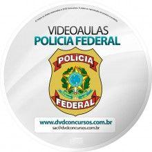 VIDEOAULAS POLICIA FEDERAL 2014 5 DVDS