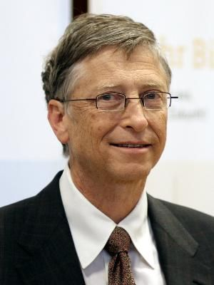 William Henry 'Bill' Gates III (born October 28, 1955) is an American business magnate, entrepreneur, philanthropist, investor, and programmer. In 1975, Gates and Paul Allen co-founded Microsoft, which became the world's largest PC software company. Durin..
