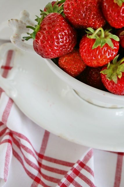 Wheel of the Year | Summer ✷✷ strawberries