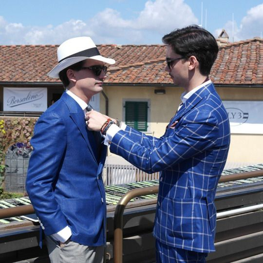 Brotherhood - Pitti Uomo 88 Day 1 - Monsieur Bartok Paris