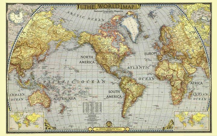 Παγκόσμιοι Χάρτες Αντίκα: Παγκόσμιοι Χάρτες ΑντίκαΔιακοσμήστε τον τοίχο σας ...