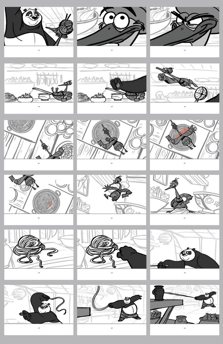 how to add character storyboard