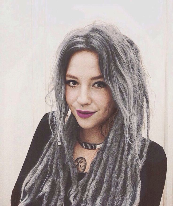 how to style gray hair 44 best my 9478 | 783202ba3a6b7fb95ae0158ed9478ba4 synthetic dreads dreadlock hairstyles