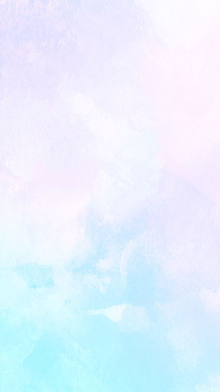 Wallpaper iphone pastel hd - Pastel Watercolour Iphone Wallpaper