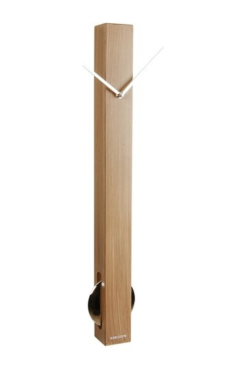 Pendulum Wall Clock by Present Time/Brink on @HauteLook