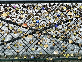 The Padlocks of Paris