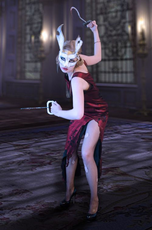Splicer from Bioshock Cosplay http://geekxgirls.com/article.php?ID=8288