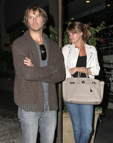 Sarah Wright Photos - Celebrities spotted out for dinner at Madeo Restaurant in West Hollywood, California on March 15, 2013.<br /> <br /> Pictured: Eric Christian Olsen, Sarah Wright - Celebrities Out For Dinner At Madeo