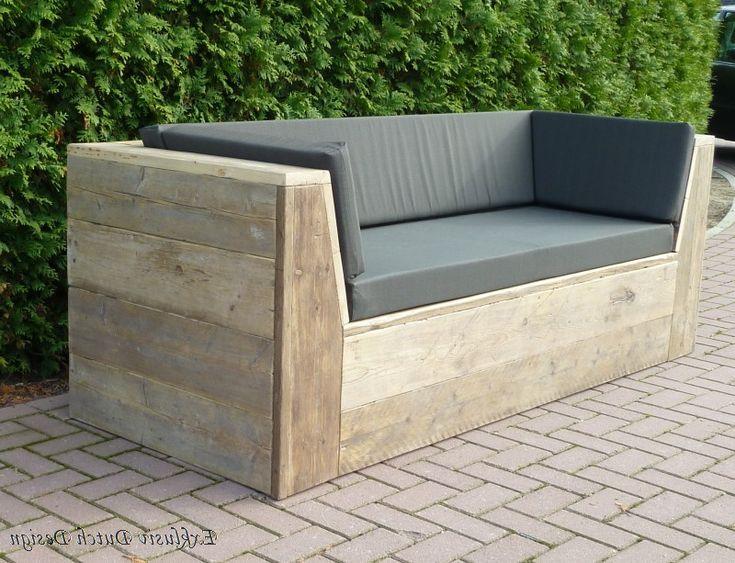 Lounge sofa garten selber bauen  Die besten 25+ Sofa selber bauen Ideen auf Pinterest   Diy sofa ...