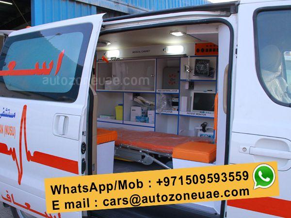 Hyundai Ambulance For Export From Dubai Whatsapp Mob 971509593559 Cars Autozoneuae Com Ambulance M New Cars For Sale Vehicle Conversion Basic Life Support
