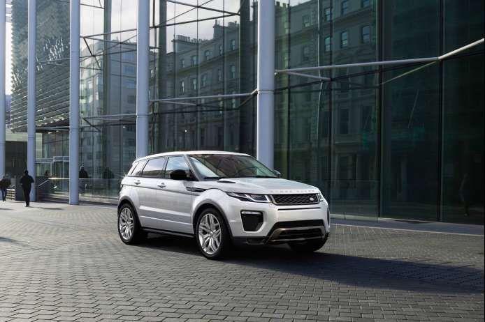 Les footballeurs préfèrent le Range Rover Evoque https://link.crwd.fr/gIM