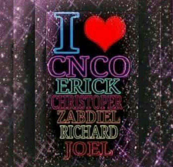 ILove you CNCO