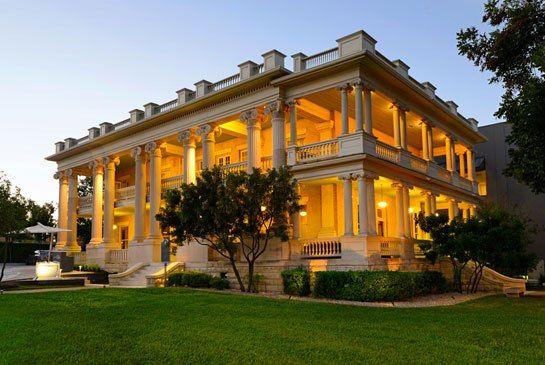 An Austin, Texas mansion is reborn as the gorgeous Hotel Ella