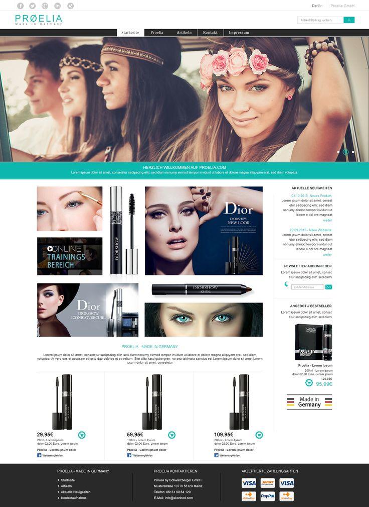 Dinamia Design - Ihre Werbeagentur in Mainz für Webdesign, Grafikdesign und Marketing.