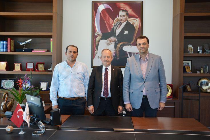 Çorlu Ticaret ve Sanayi Odası Yönetim Kurulu Başkan ve Başkan Yardımcılarını Seçti
