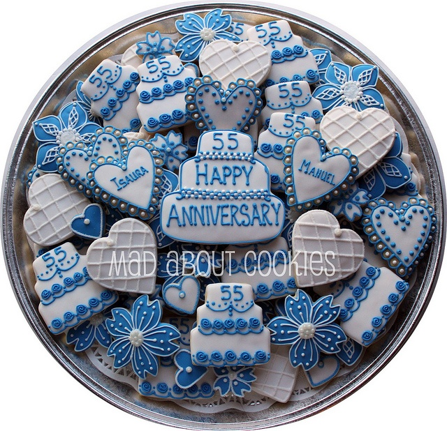 22 best 55th Anniversary Party images on Pinterest Anniversary