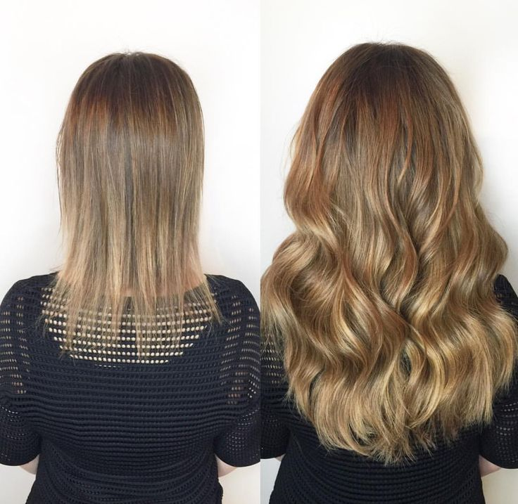 25 trending hair extensions before and after ideas on pinterest the least damaging extensions on the market dkw styling fine hairbefore pmusecretfo Choice Image