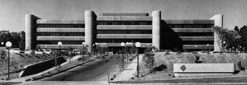 California Casualty Insurance Headquarters, San Mateo,... | Fuck Yeah Brutalism | Bloglovin'