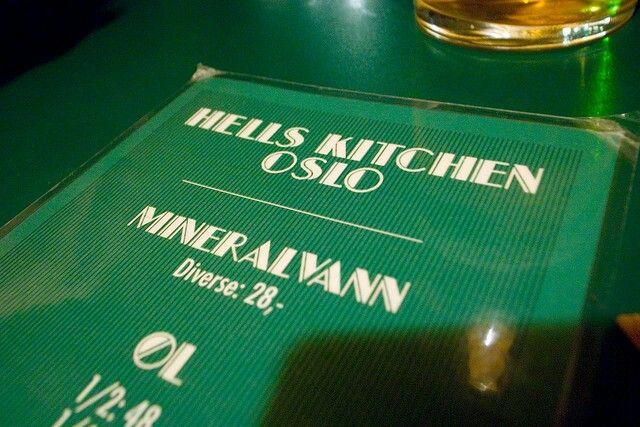 Hells Kitchen   Møllergata 23