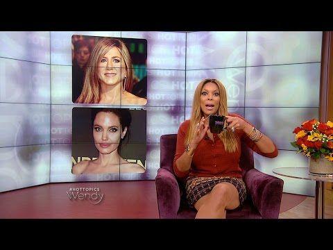 Angelina Jolie vs. Jen Aniston - YouTube