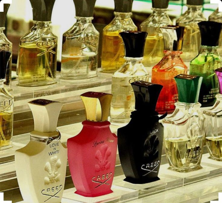 #creed all fragrances o la in Charme
