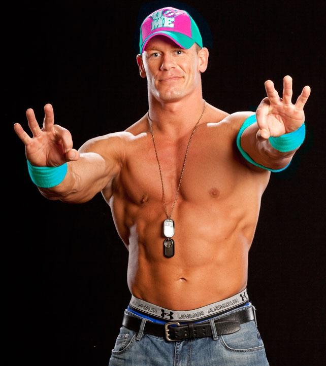 John Cena's Naked Big Butt Sex Scene Caused Problems In Bedroom For Nikki Bella