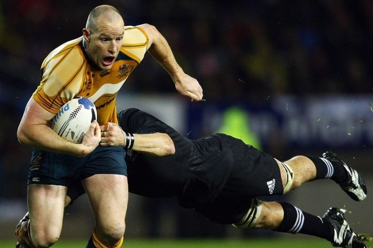 Stirling Mortlock has scored over 1,000 points in Super Rugby, and nearly 500 test points for the Wallabies. Mortlock is a former Wallaby, Melbourne Rebels and Brumbies captain.