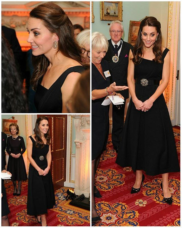 #NEWS #NEW #TODAY Catherine, The Duchess of Cambridge attended the Place2Be Awards at Mansion House, official residence of the Lord Mayor of London. She is wearing a dress by Preen by Thornton Bregazzi.  22 November 2016 . . . . . #picoftheday #postoftheday #bestoftheday #Katemiddleton #theduchess #duchessofcambridge #royals #Catherine #elizabeth #princess #beautiful #princesskate #lovely #duchessfcambridge #queentobe #catherinethegreat #happiness #royalty #lovethem #british