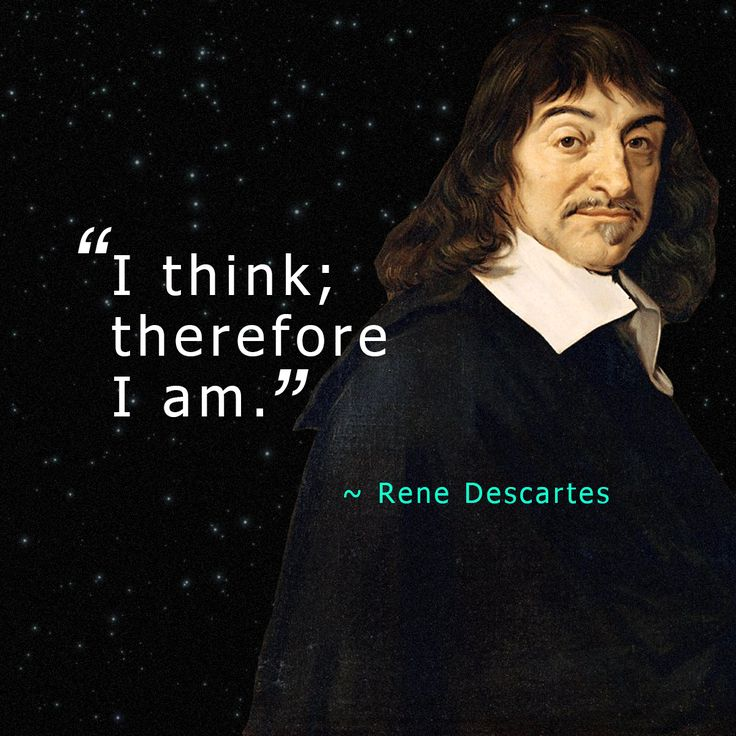 On this day, in 1650, Rene Descartes passed away. He was a mathematician, and he's widely regarded as the father of modern philosophy.