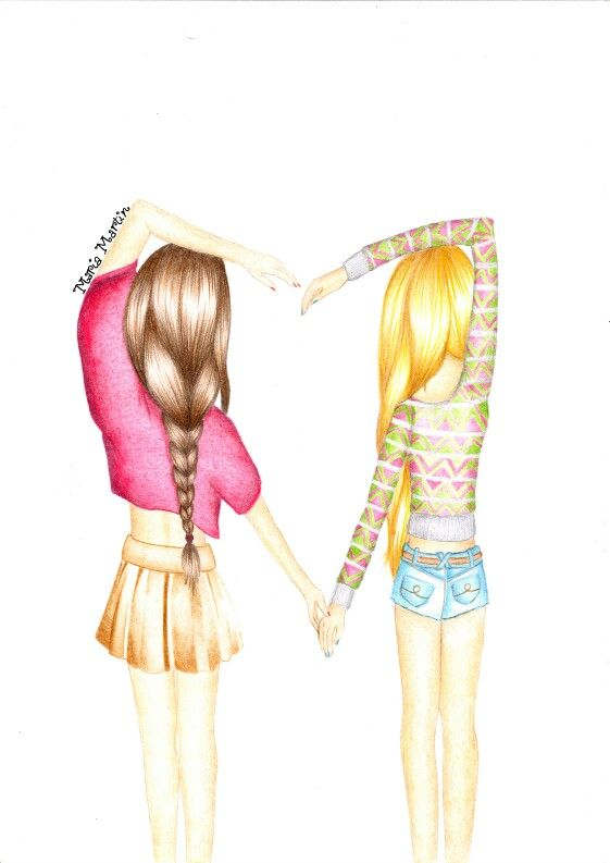BFF ~ By Mry Me