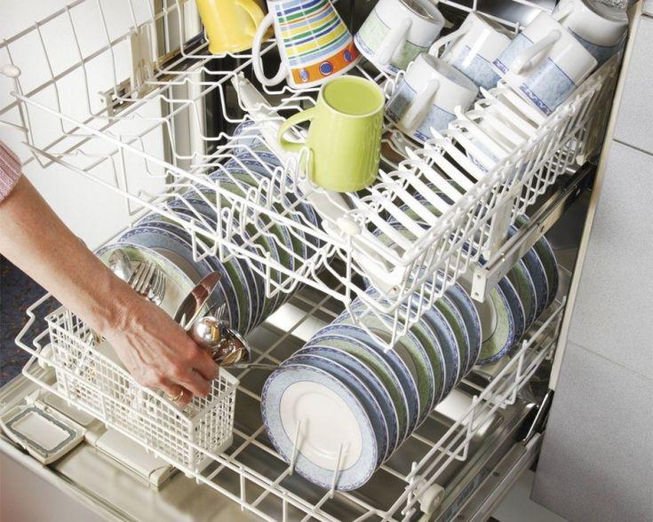 Как мыть посуду в посудомоечной машине — Полезные советы